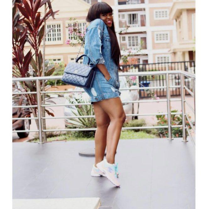 [Photos]: Funke Akindele-Bello shares sexy new photos
