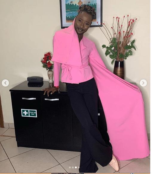 4 6 - [Photos]: Checkout Bisi Alimi's look to Arise Fashion week