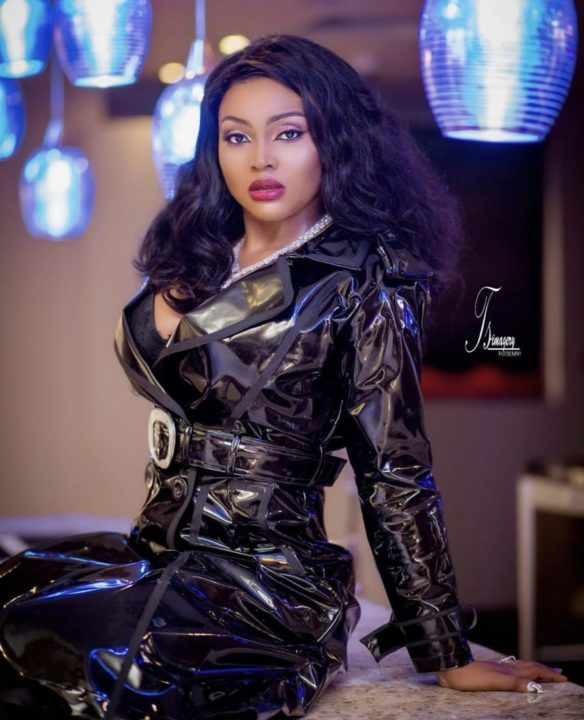 [Photos] Mercy Aigbe sizzles in sexy new photos