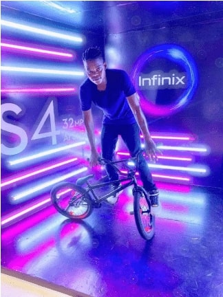 5 min 1 - SMART AND EMPOWERED – Infinix Mobility launches the smartphone to Empower You – Hot S4 with 32MP A.I selfie camera – in grand style