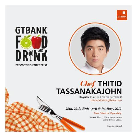 56178989 465443867527171 8025174887115028848 n - Countdown to the GTBank Food and Drink Masterclass: More Culinary Experts Announced