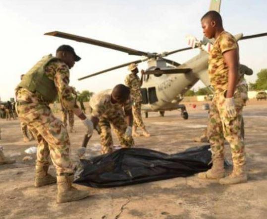 5caa23dedcf6f - [Photo]: Air Marshall's head cut off by helicopter blade
