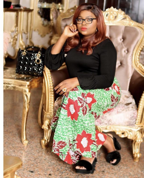 8ACA6756 3397 4CDF B061 EAD69E7D3DC5 - Actress Funke Akindele stuns in beautiful new photos