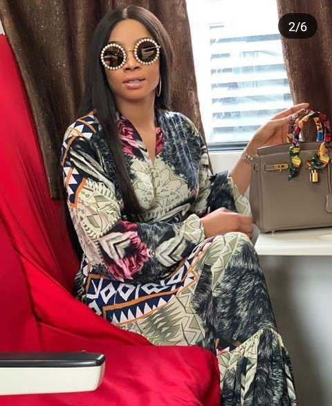 9177003 cymera20190413185320 jpeg5f68d5dabf96c322a086053c7156ca1f - [Photos] Toke Makinwa Gushes About Train Ride Experience in Nigeria