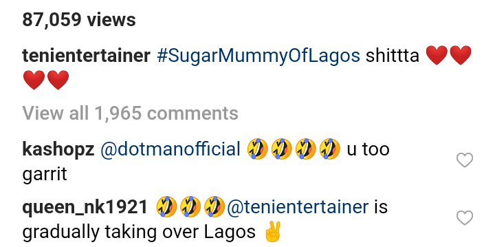 9187704 screenshot201904151639572 pngb9d0186f65bce6a53a1ccc19642459b8 - Singer Teni Gets Mobbed by Fans in Lagos