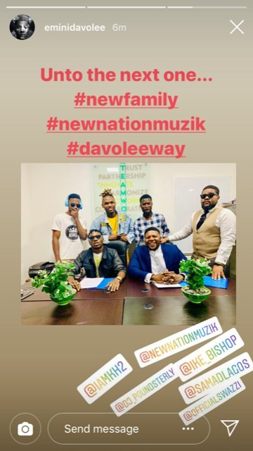 9263766 img8383 jpeg933e7479c00f554bd71f1d9042018a46 - Artist Davolee Set to Dump YBNL After Two Years