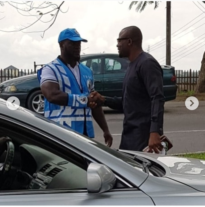 9270414 screenshot20190427194606 jpegb5100edea1427f97034f816761ab763a - Nollywood Actor Emmanuel Ehumadu Spotted on FRSC Duty [pictures]