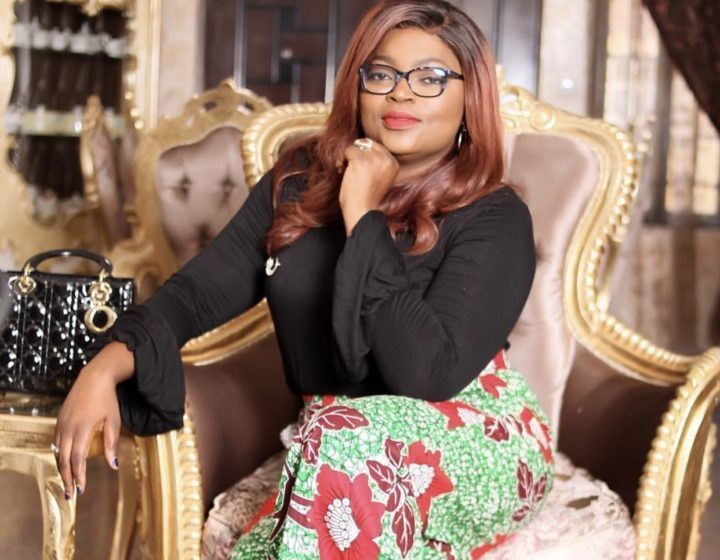A3B95F8F 52CE 4265 AD14 73C612DEE296 - Actress Funke Akindele stuns in beautiful new photos