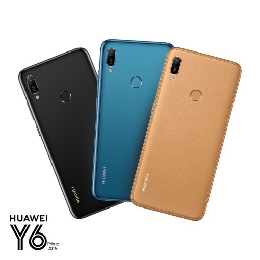 Article Image 2 1 - HUAWEI Y6 Prime 2019 – A Fusion of Technology and Aesthetics, Launches in Nigeria