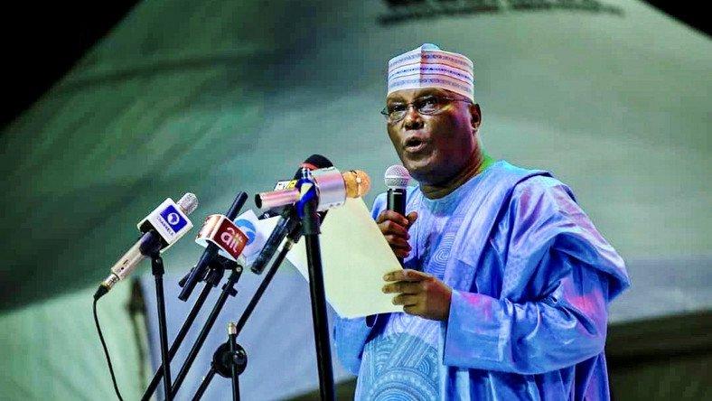 Atiku - Atiku Reacts To Fresh Posters In Abuja That Want To Send Him To Jail