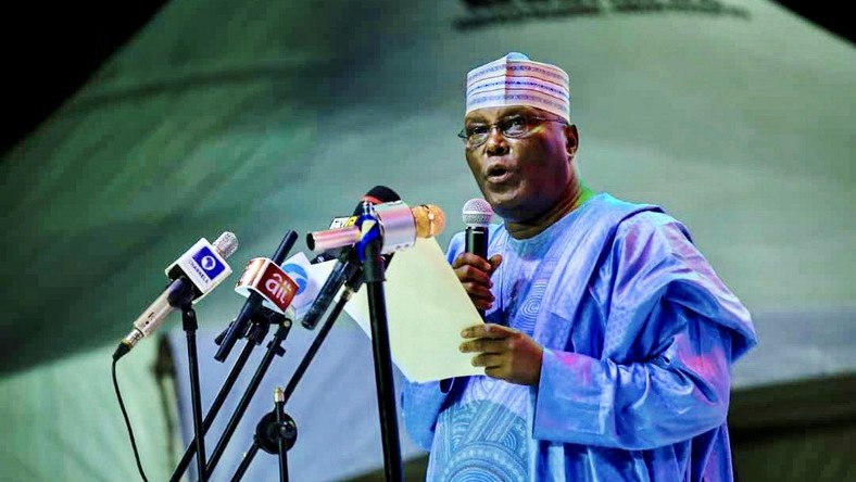 Atiku - Atiku Reacts To Fresh Posters In Abuja That Want To Send Him To Jail
