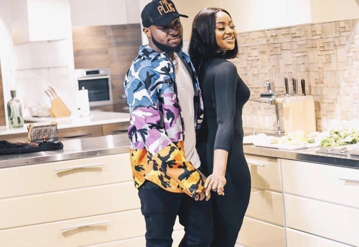 BFE09CED 9C72 4885 9DD1 12399ACCBA13 - 'I can't imagine spending my life with anyone else' – Davido pens beautiful birthday message to Chioma