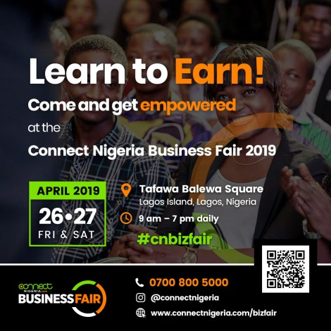 Bizfair2019 SocialMedia Banner 11 1 - All The Connections Your Business Needs Under One Roof: Connect Nigeria