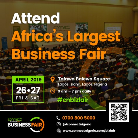 Bizfair2019 SocialMedia Banner 8 1 - All The Connections Your Business Needs Under One Roof: Connect Nigeria
