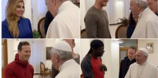 'It is inhumane to disregard gay people' - Pope Francis
