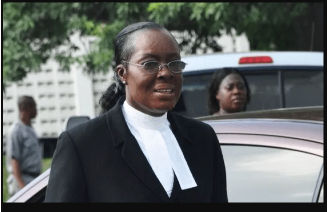 [Video]: 'I had my kids with married men' - Attorney general of Ghana reveals