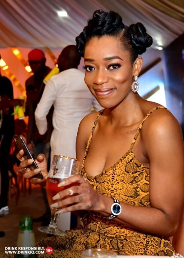 Destiny Amaka 2 - Guiness Gold Launches In Style