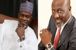 Dino Melaye Yahaya Bello 1 300x200 300x200 - How Yahaya Bello Plans To Sell Kogi State – Dino Melaye