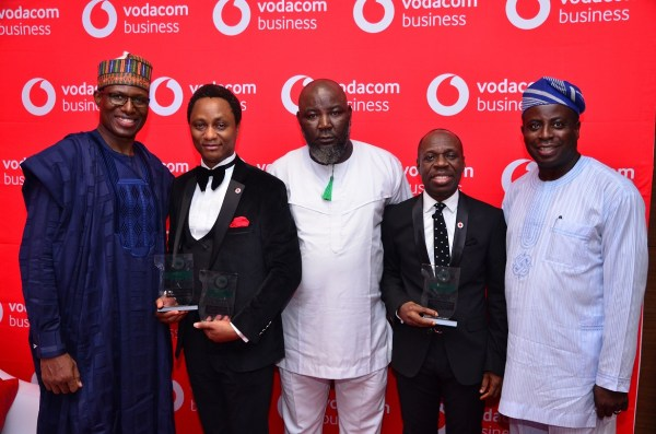PIC 1 - BoICT 2019: Vodacom Bags 3 Awards …Now Hall of Fame Inductee