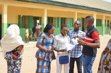 Photo 1 - How One SMS Changed Over 500 Lives In Abuja