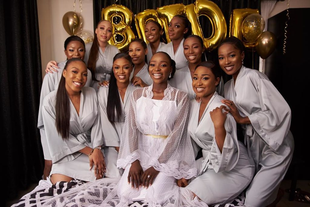 Tomike Alayanade Tosin theTTAffair6 1024x685 - [Photos]: See first photos from TV girl Tomike Alayande's wedding