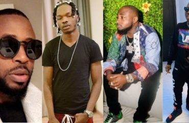 "Screen shot: ""Able God"" Crooner, Zlatan Ibile, Rains Heavy Curse On Tunde Ednut Over ""Yahoo Yahoo"""