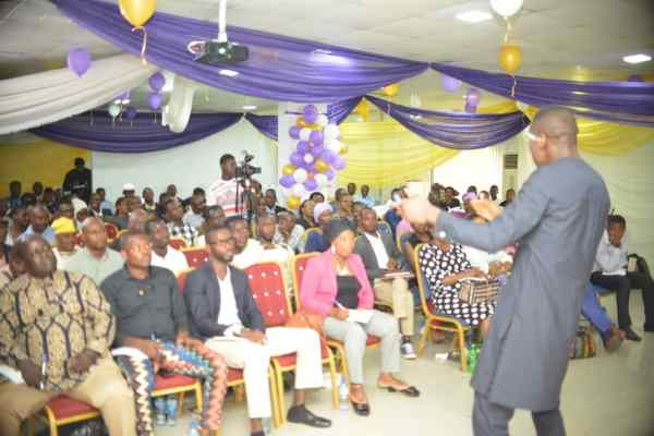 WhatsApp Image 2019 04 17 at 2.03.06 PM - FCMB Organises Free Training, Urges SMEs to Drive Economic Growth