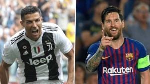 cristiano ronaldo lionel messi jvd73amqtbvm1cs7t0if04aoi - Breaking: Cristiano Ronaldo Sets Another Record Ahead Of Messi