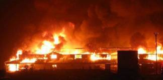 Fire Destroys 35 Shops In Kano Market