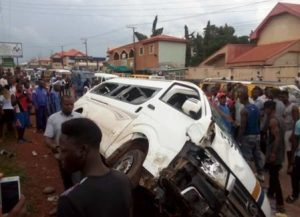frsc - Tragedy!!! FRSC Officials Chase Driver To Death