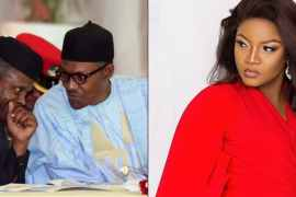 Omotola Jalade Slams President Buhari And Osinbajo, Says The Country Under There Watch Is Hellish