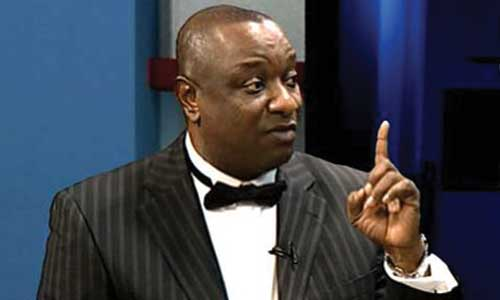 """""""Slayer of the corrupt and friend of the poor"""" Keyamo sings Buhari's praises"""
