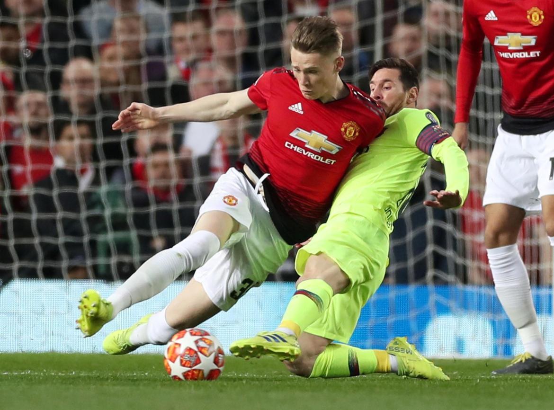 ma 2 - Amazing!!! Manchester United Set Champions League Record