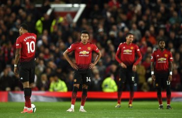 Manchester United Set Unwanted Record