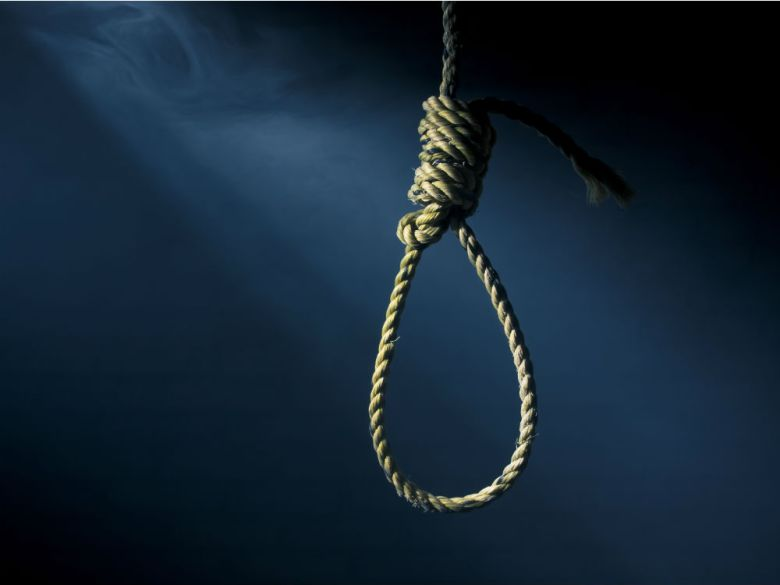 noose edi 1 - University of Ibadan lecturer commits suicide after years of battling depression