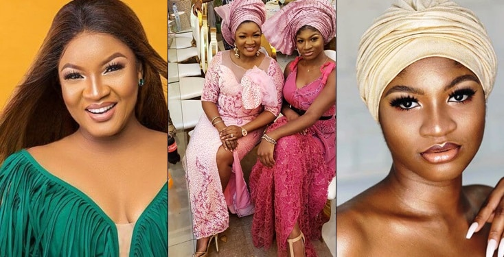 'She Had Prior Turned Cold And Was Not Responsive' - Omotola Jalade Reveals How She Almost Lost Her First Daughter 21 Years Ago