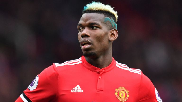 Paul Pogba Gives Manchester United Condition For Him To Snub Real Madrid