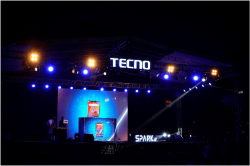 1 2 - Peruzzi, DJ Consequence & Qdot Thrill Fans at the TECNO Spark 3 Party