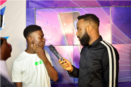 14 - Peruzzi, DJ Consequence & Qdot Thrill Fans at the TECNO Spark 3 Party