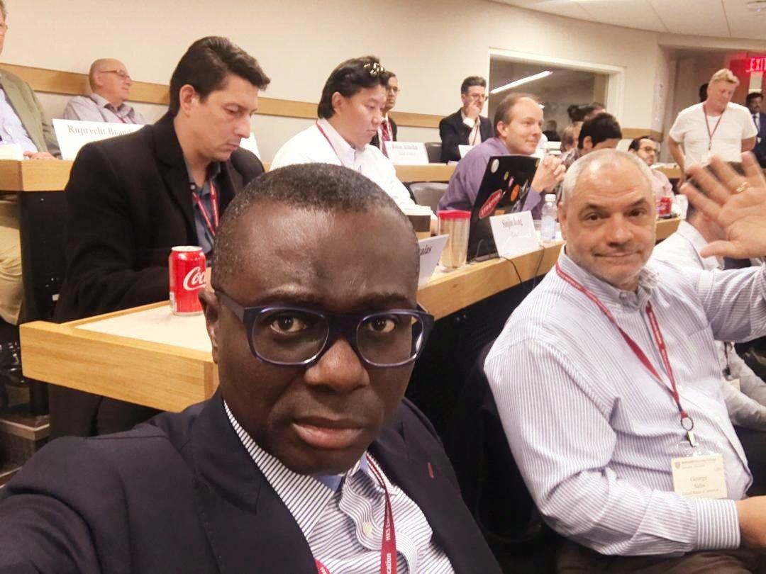 1 IMG 20190508 133103 - (Photos) Jide Sanwo-Olu in Harvard to take a course on governance