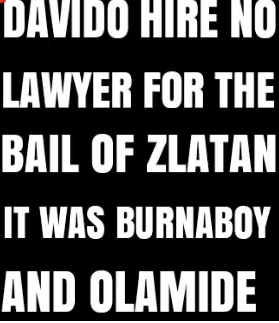 'Davido did nothing for Zlatan' - Zlatan Ibile's friend reveals