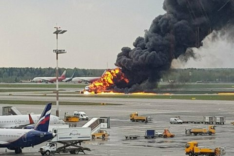 5ccfd0d863bfc - [Photos]: 41 dead as plane crashes in Moscow