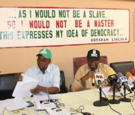 5cd031ef355be - 'I was offered money to rig the election' – Kwara state INEC representative
