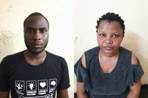 5cdbfad5116cf - Nigerian couple arrested in India for stealing money from an ATM