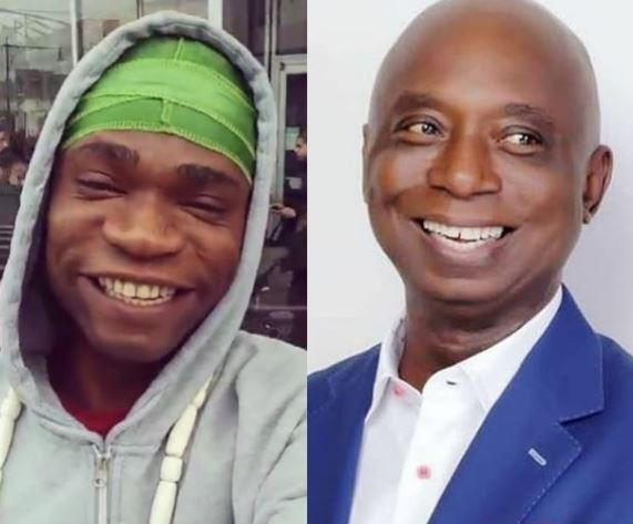 'I want to f**k Ned Nwoko's daughter'- Speed Darlington