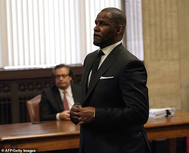BREAKING: R Kelly slammed with 11 new count of sexual assault and abuse