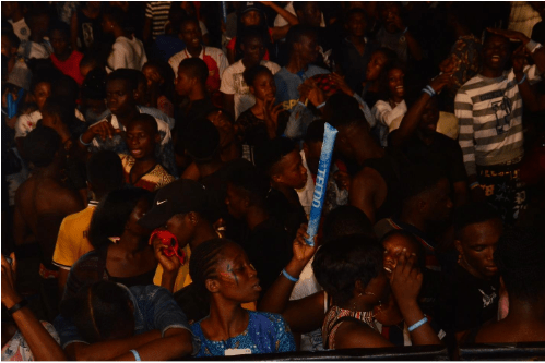 7 - Peruzzi, DJ Consequence & Qdot Thrill Fans at the TECNO Spark 3 Party