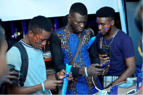 9 - Peruzzi, DJ Consequence & Qdot Thrill Fans at the TECNO Spark 3 Party