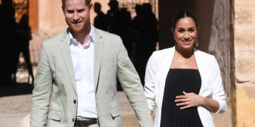 Harry And Meghan Markle Drop Royal Titles