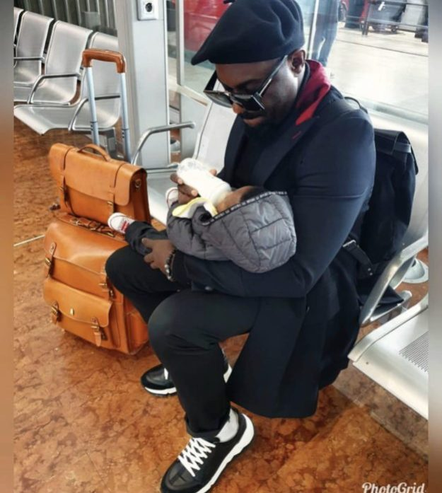 ADBE5BC9 7C41 4433 B483 371D97BB006D - Jim Iyke cries for 20 minutes after separating from his son
